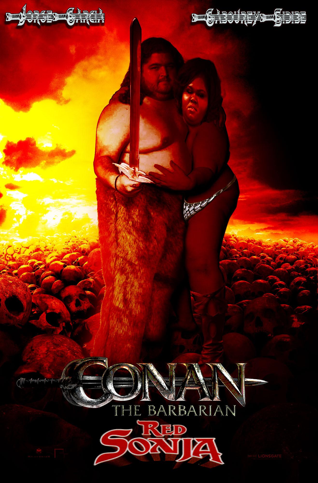Bad Casting 4: Conan & Red Sonja