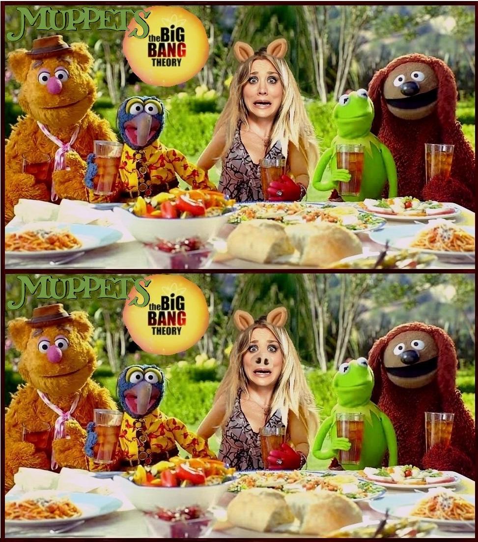 Lady Mix-A-Lot: Penny Vs Muppet Casting Party