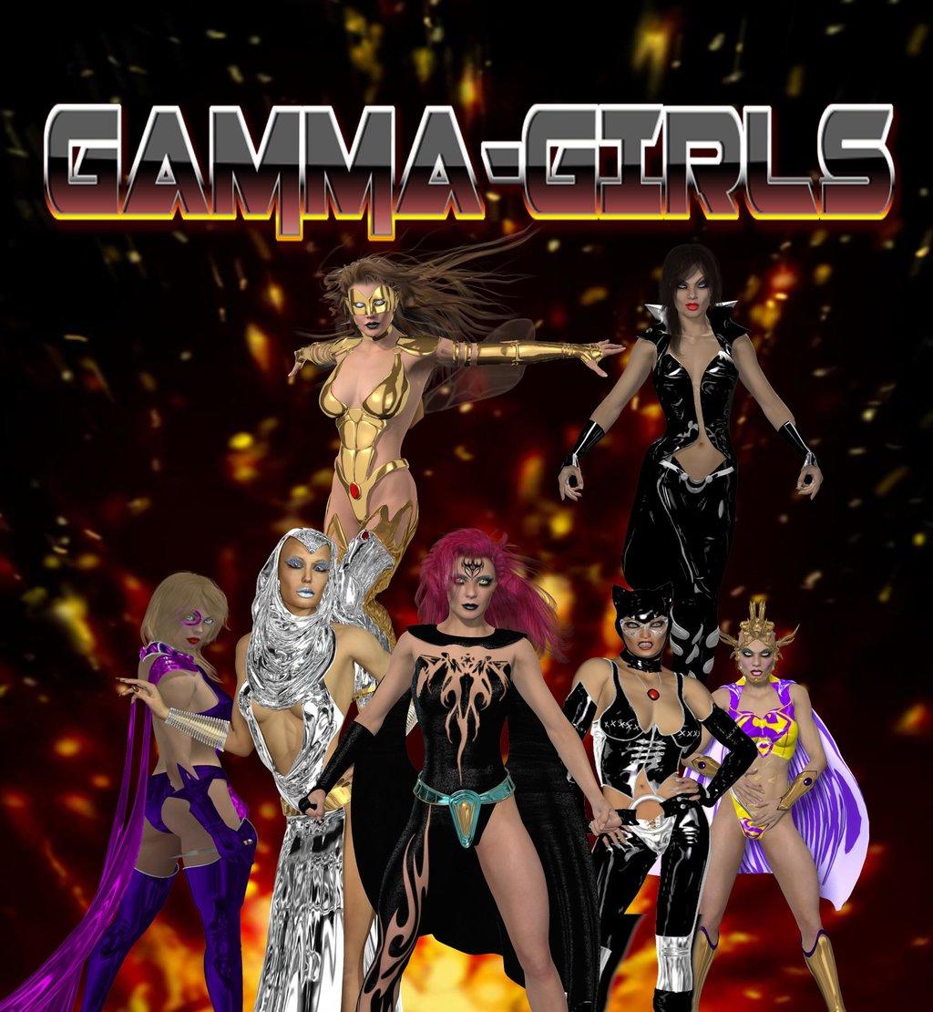 GAMMA-GIRLS