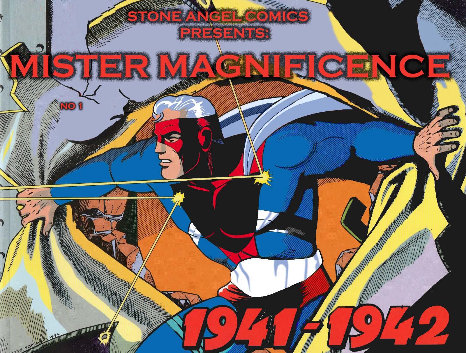 Mister Magnificence Reprints (1941-1942)
