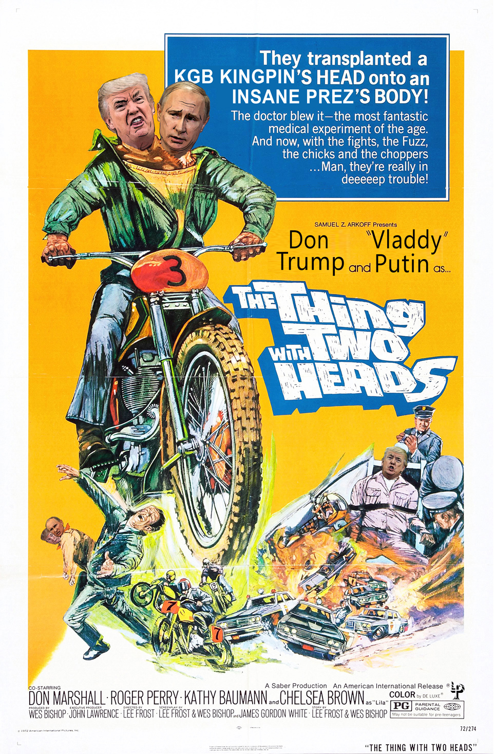 HM Classic Horror: The Thing with 2 Heads