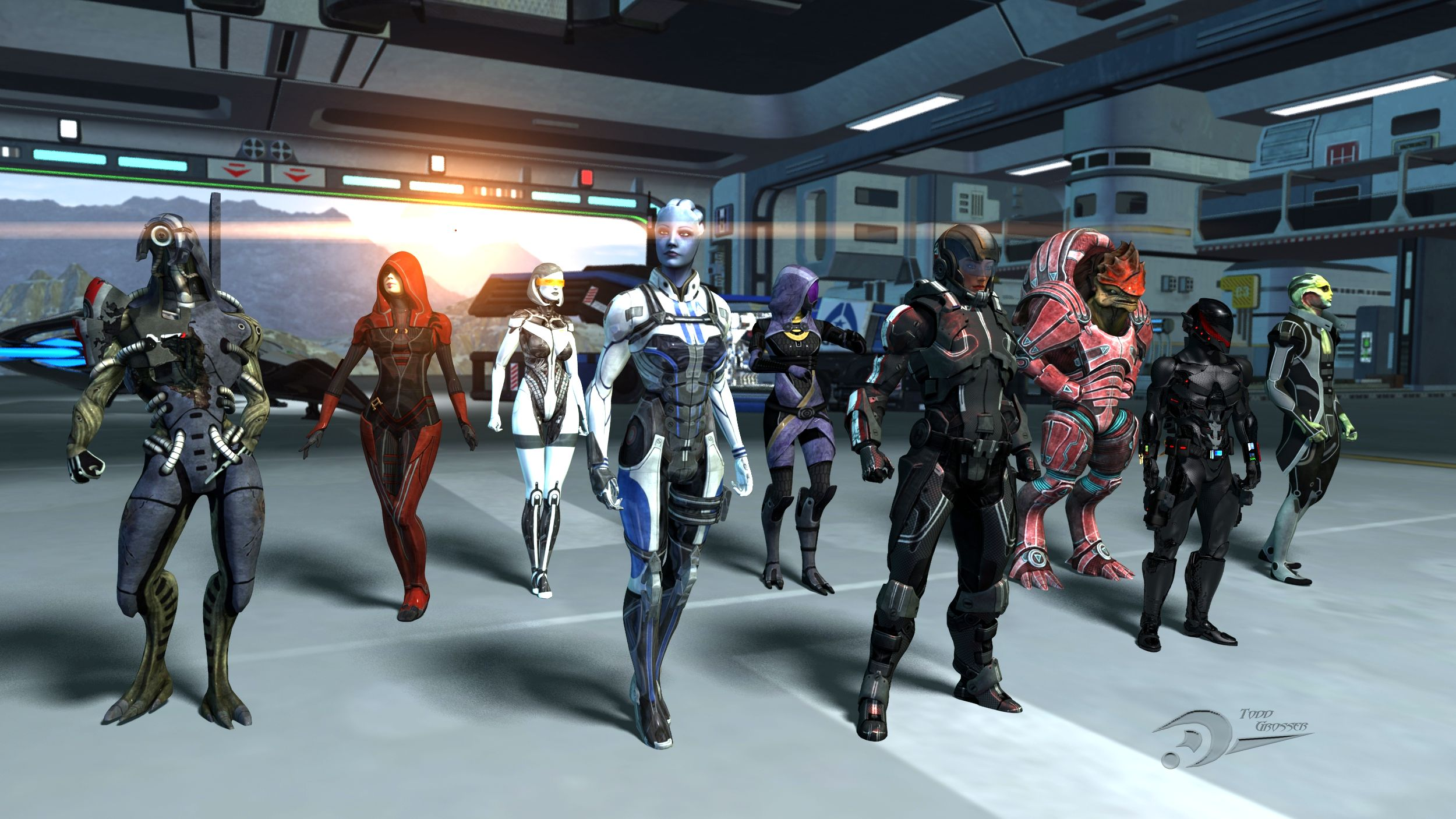 Mass Effect...the Return