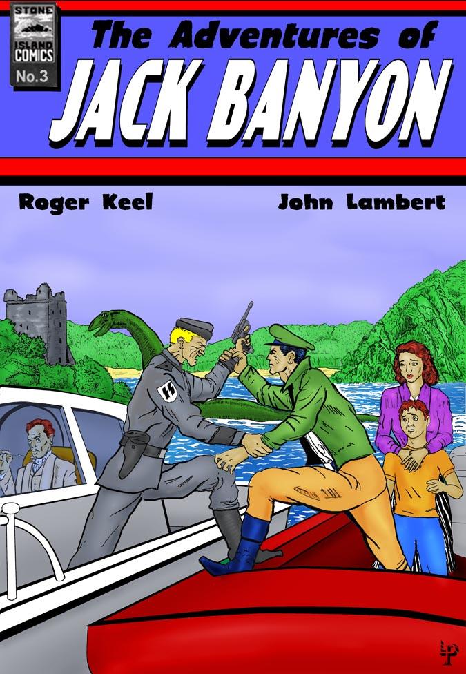 Jack Banyon Cover