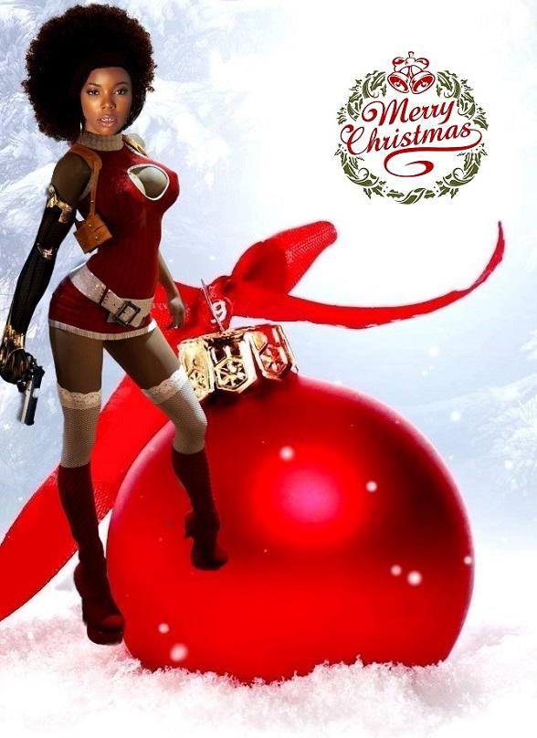 Special Heromorph Christmas Bonus - Magnusch
