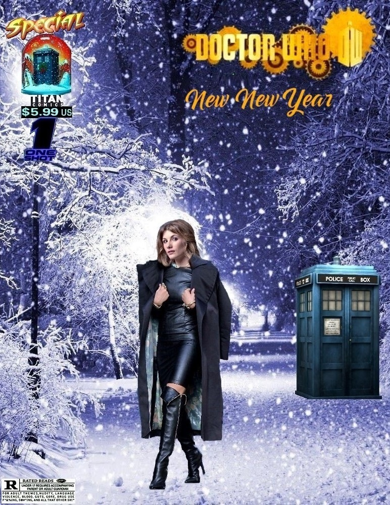 Doctor Who: One Shot Special: New New Year