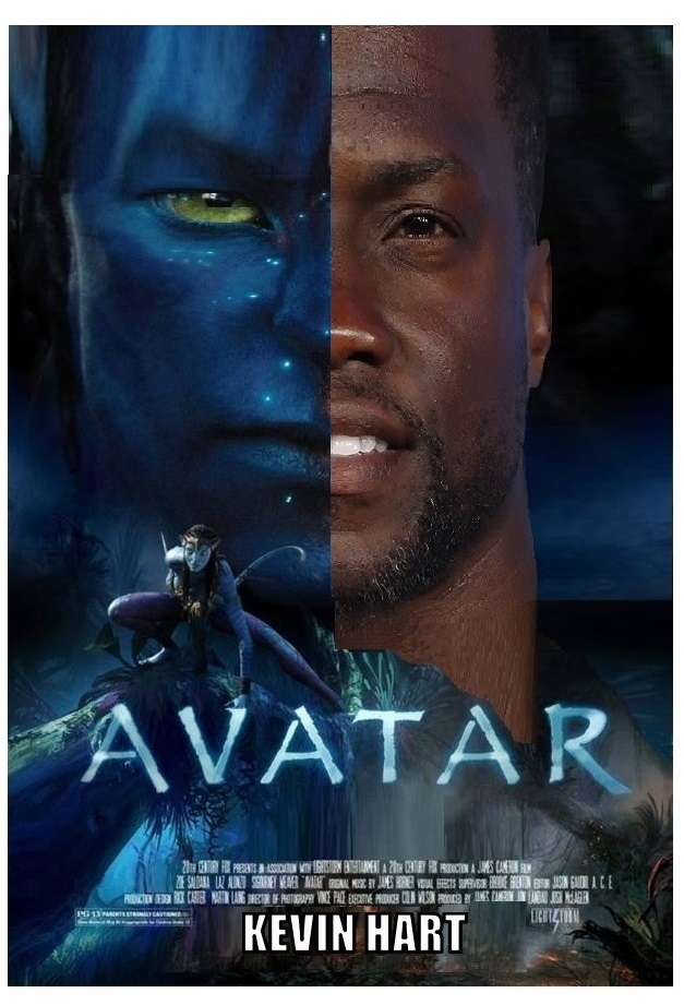 DDJJ: 'AVATAR' With Kevin Hart