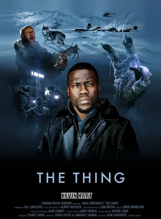 DDJJ: 'The Thing' With Kevin Hart