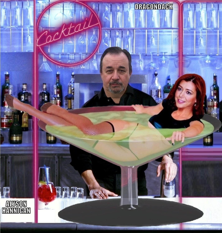 DDJJ:  'Cocktail' with Alyson Hannigan & DD