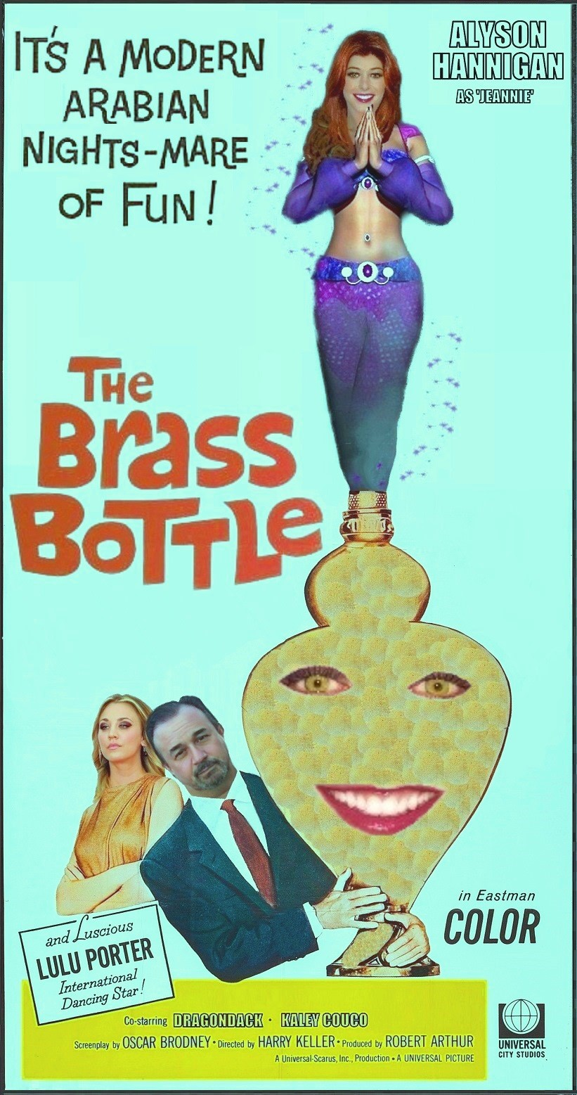 DDJJ: 'The Brass Bottle' Starring Alyson Hannigan