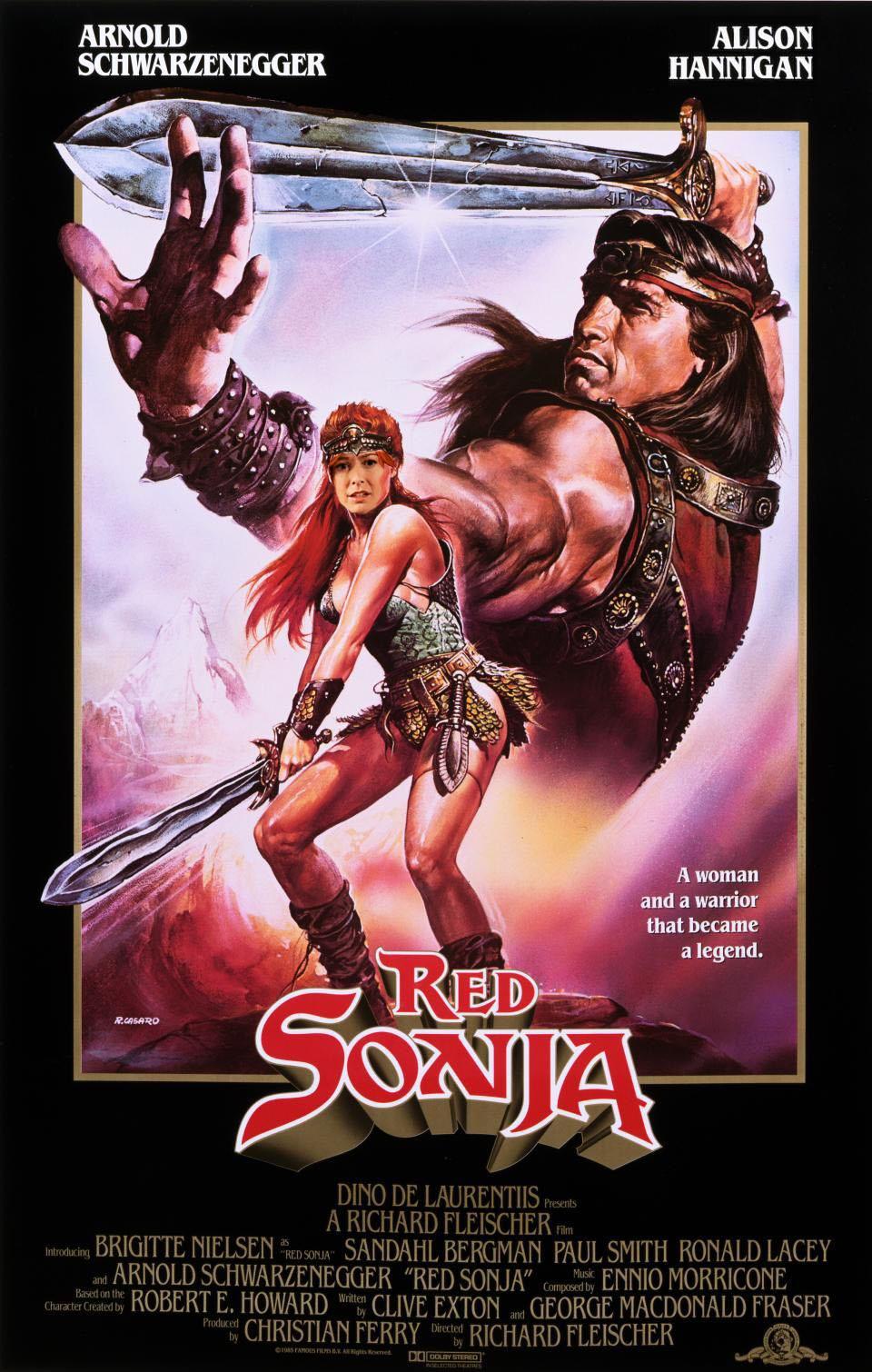 DDJJ: Red Sonja
