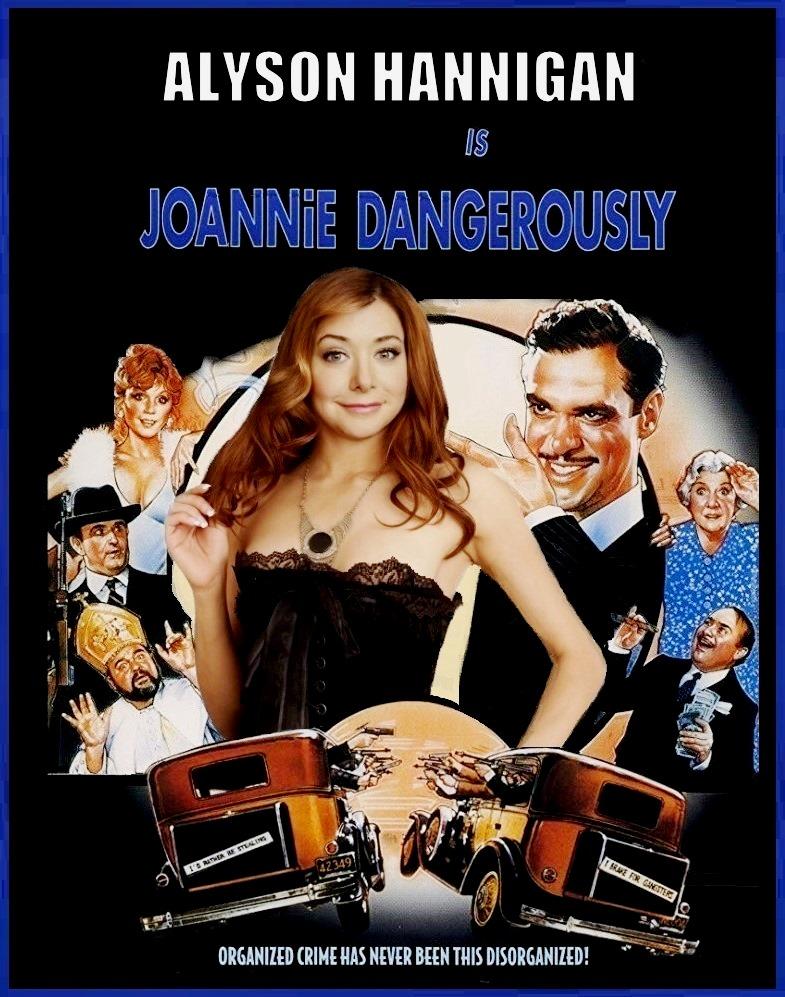 DDJJ: 'Joannie Dangerously' is Alyson Hannigan