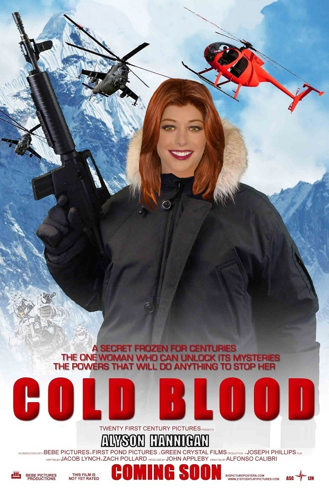 DDJJ: 'Cold Blood' Starring Alyson Hannigan