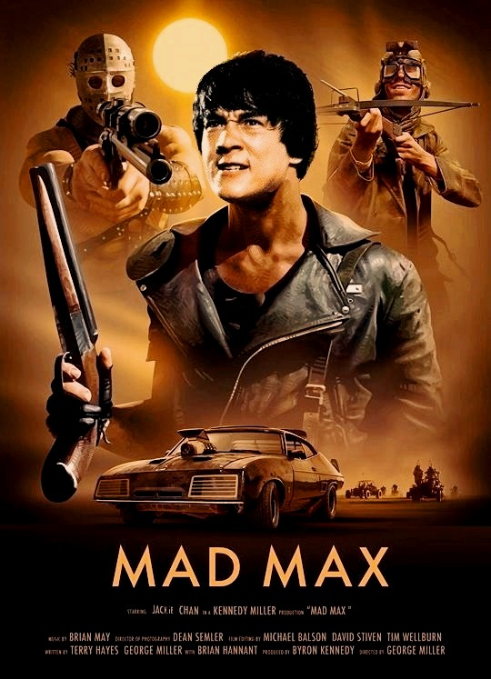 DDJJ: 'Mad Max' is Jackie Chan