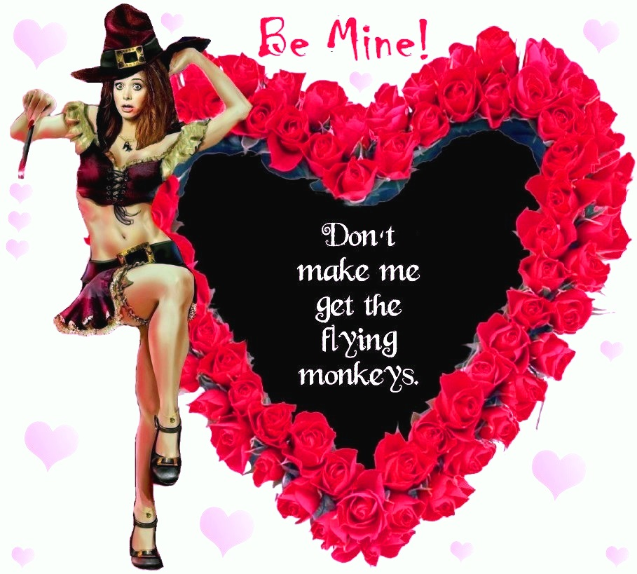 BAD Valentine: Witchy Woman