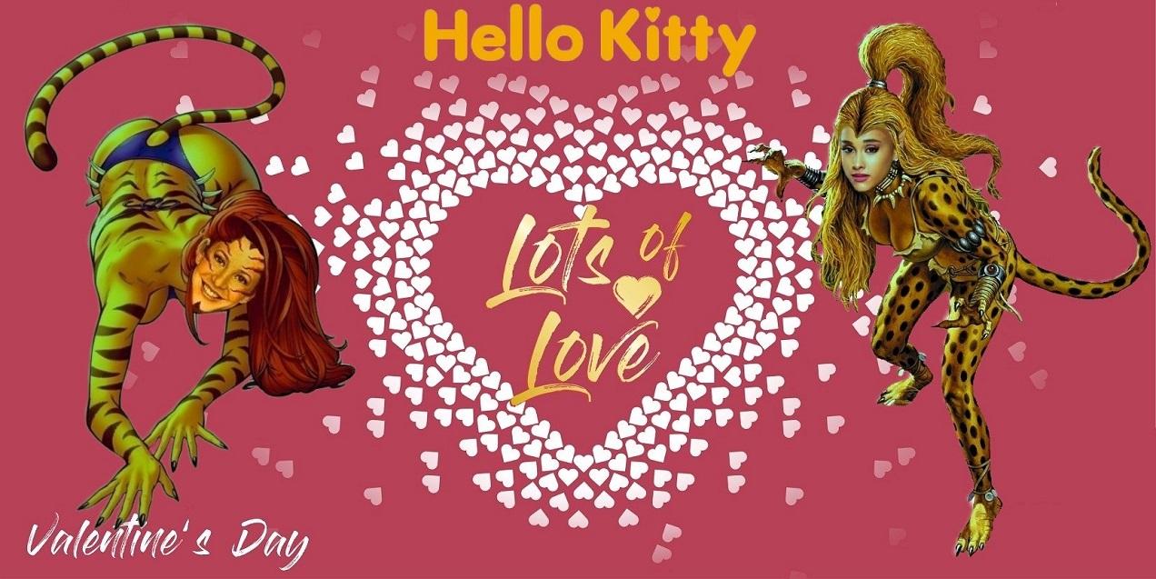 BAD Valentine: Hello Kitty