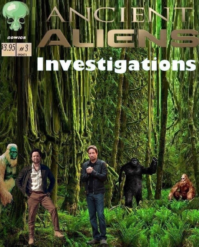 Ancient Alien Investigations: # 3