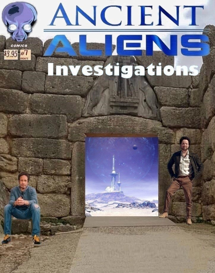 Ancient Alien Investigations: #7