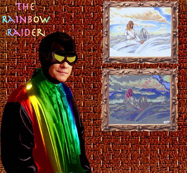 Rogues Gallery: Rainbow Raider