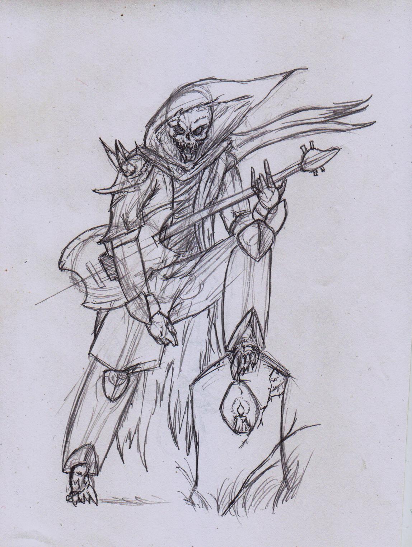 The Grim Shredder