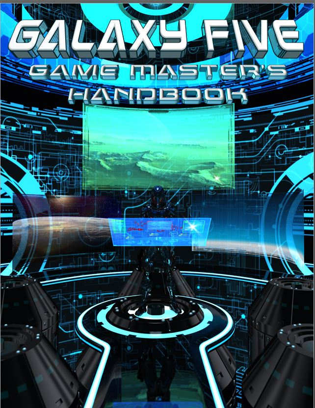 Galaxy Five Game master's Handbook