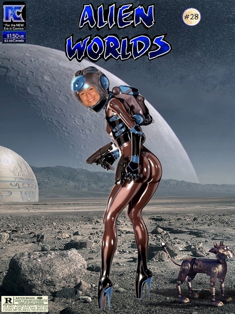 Alien Worlds #28