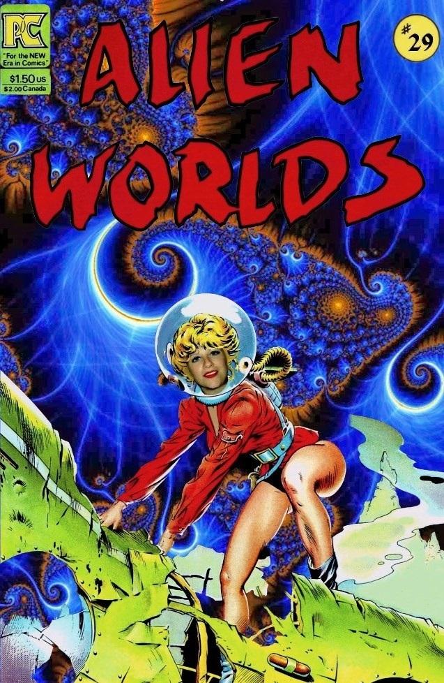 Alien Worlds #29