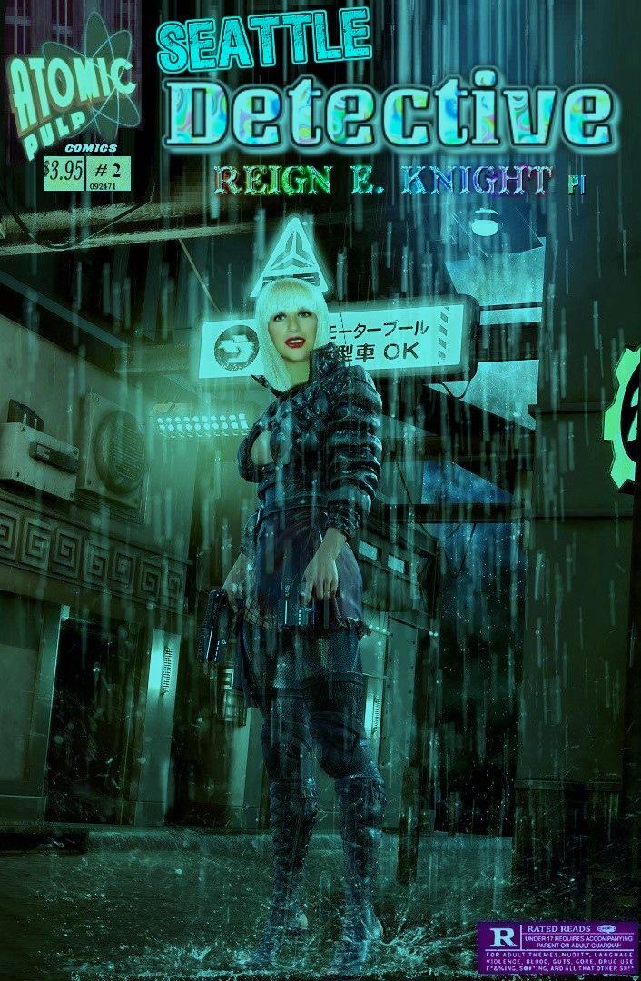Seattle Detective Reign E  Knight PI #2