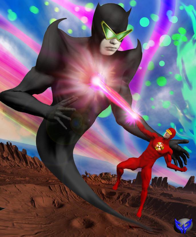 November Challenge - Solar: The Man of the Atom