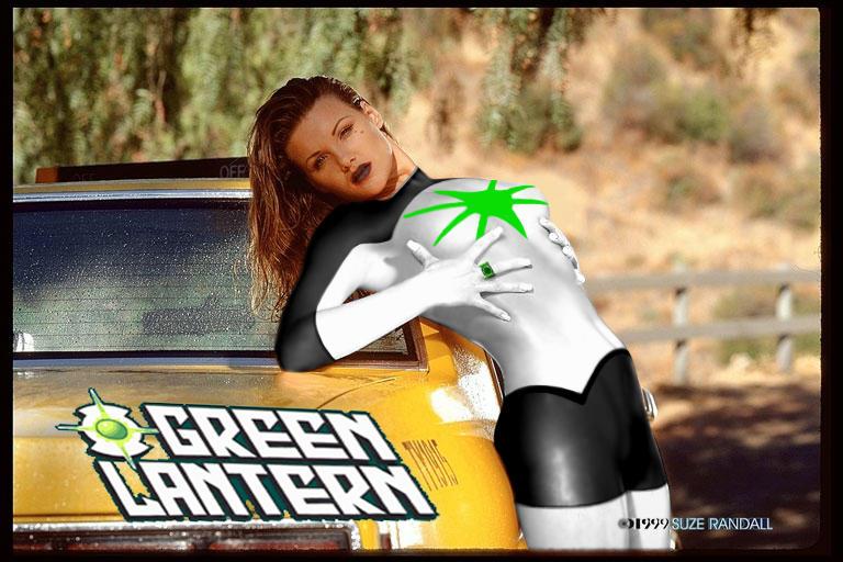 Random Green Lantern
