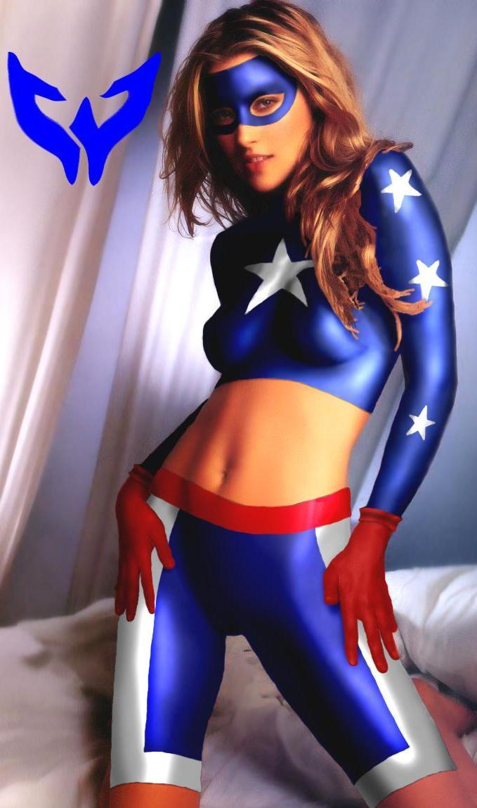 Star Spangled Kid by Winterhawk
