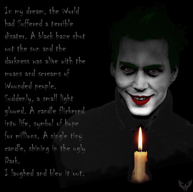 The Joker by Winterhawk
