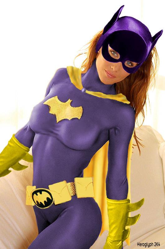 Batgirl by Heroglyph