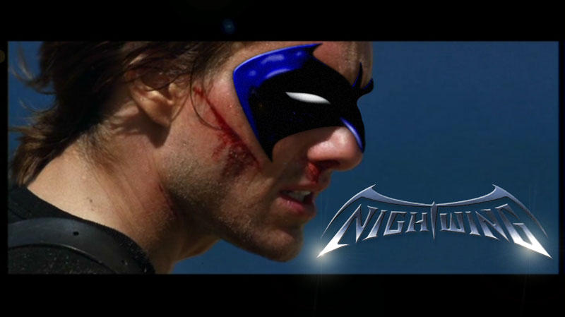 tom cruise as nightwing by batmic