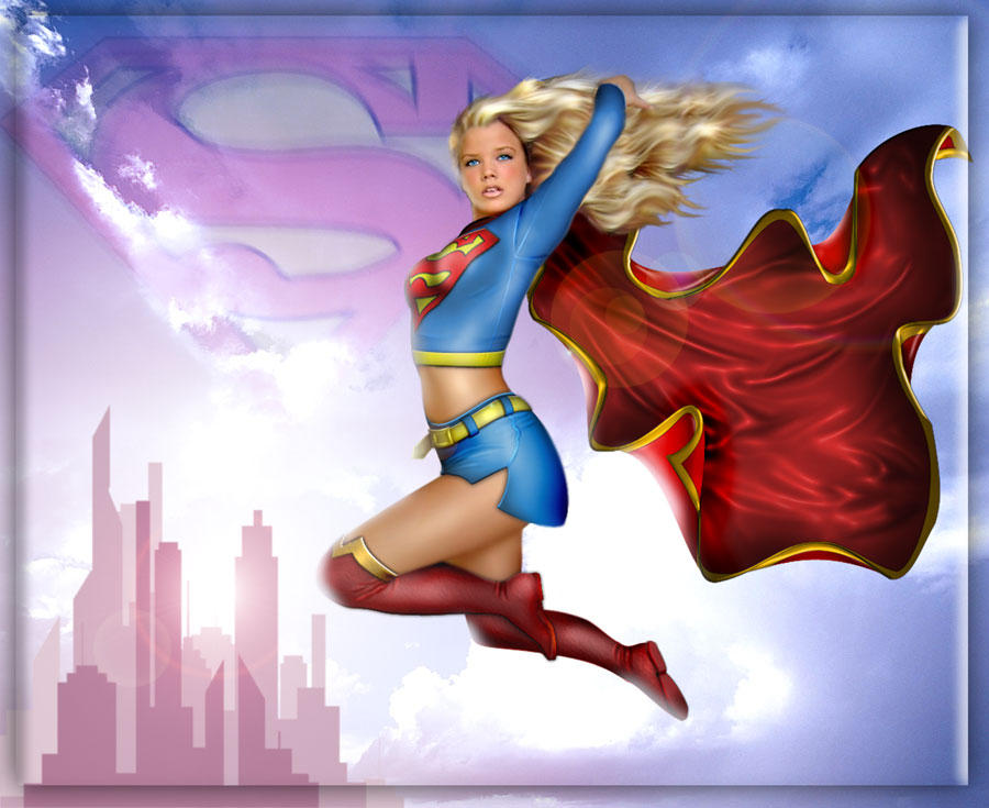 Supergirl6 by batmic