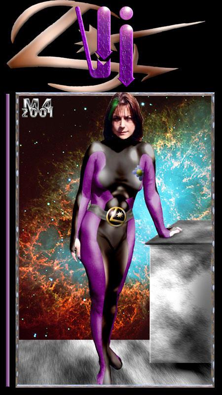 Legion Lost : Shrinking Violet
