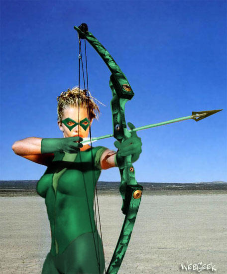 Green Arrow - Gender Bender