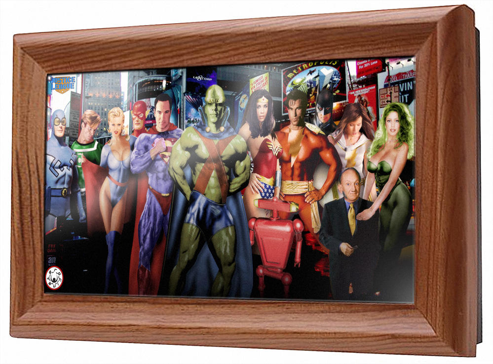 Justice League Photo (Early 90