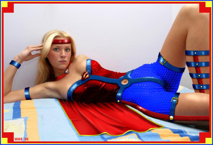 Supergirl Costume Concept