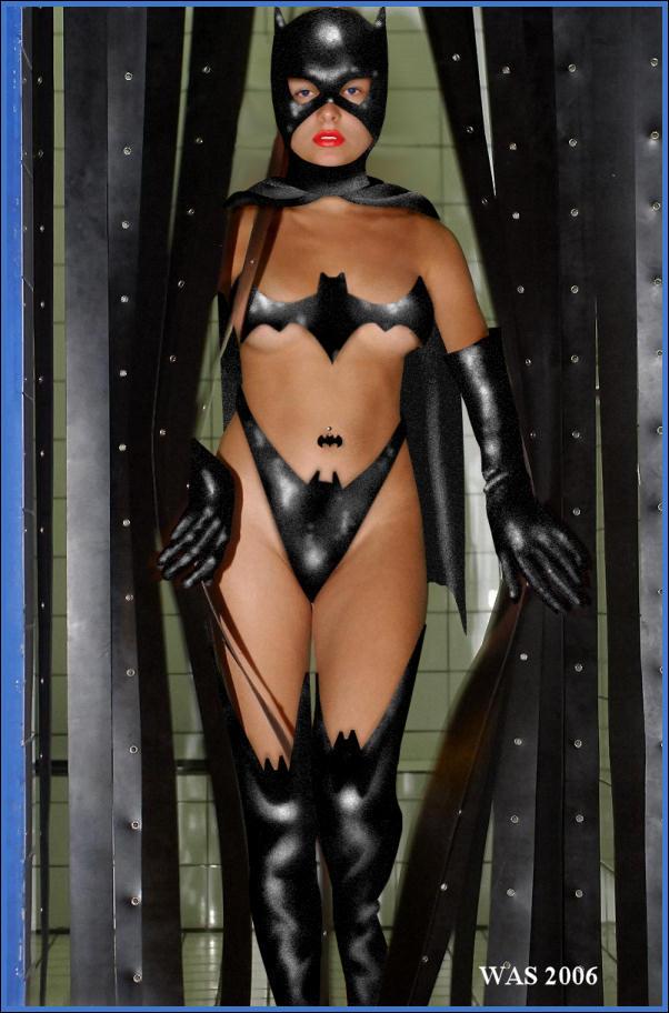 Batgirl Makes an Entrance