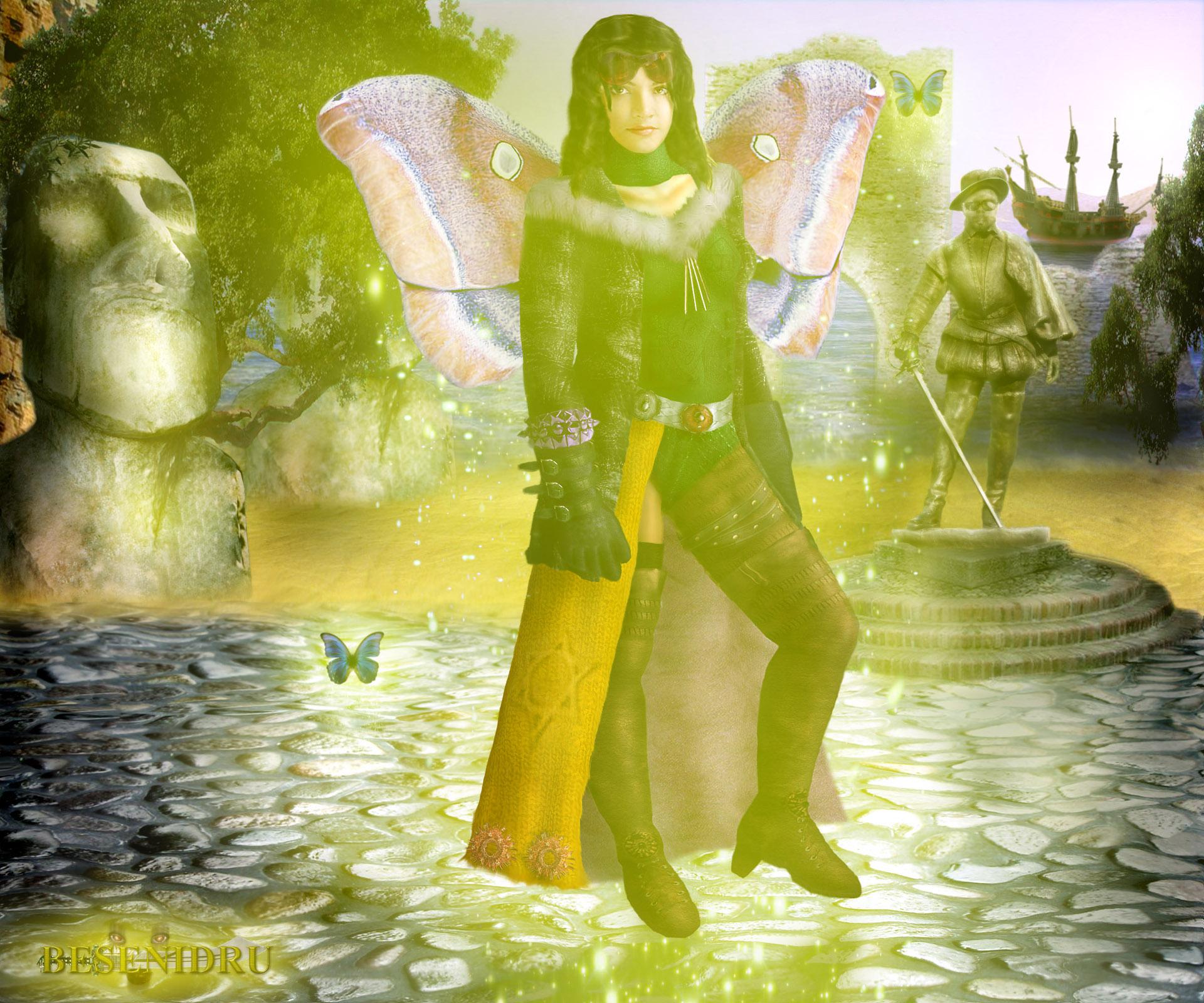 Star Fairy - shiny strenght