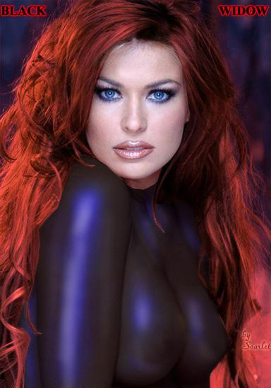 Black Widow by Scarlet