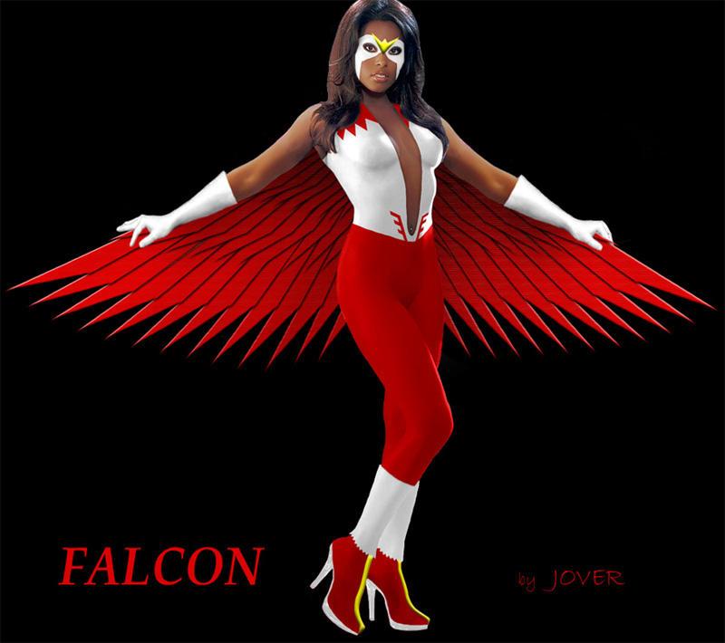 Falcon by Jover