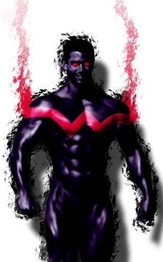 Wonderman by QuantumFX