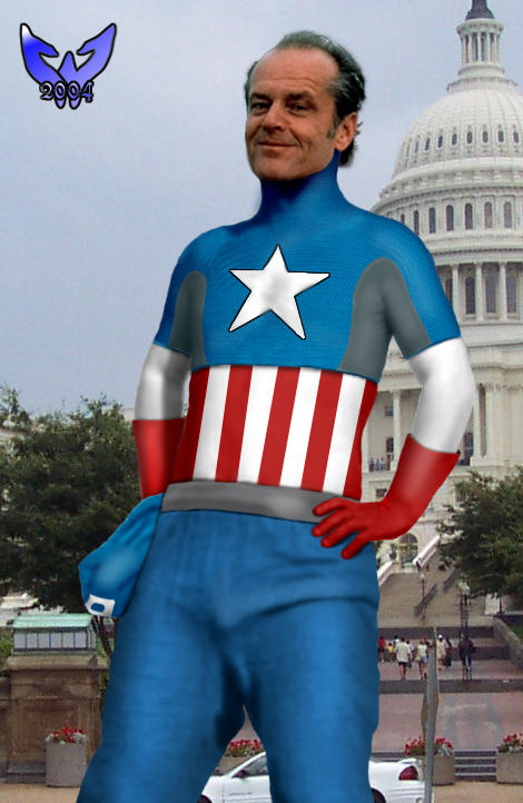 Bad Casting 1: Captian America By Winterhawk