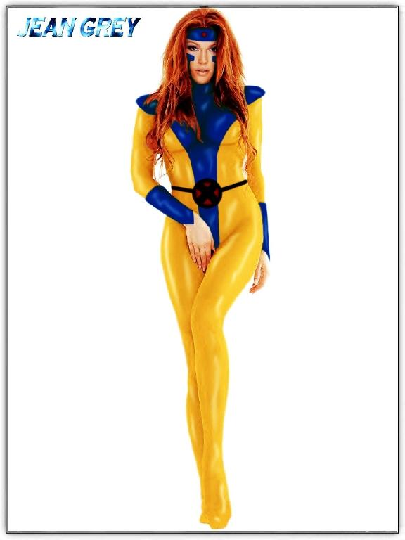 Ultimate Jean Grey