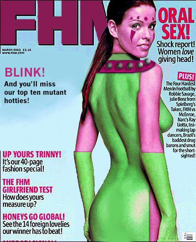 Blink-FHM model
