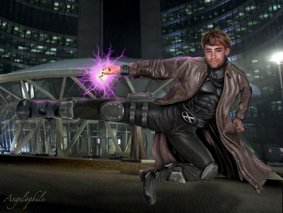 """""""T'ief in De Night"""" - X-treme X-men Gambit"""