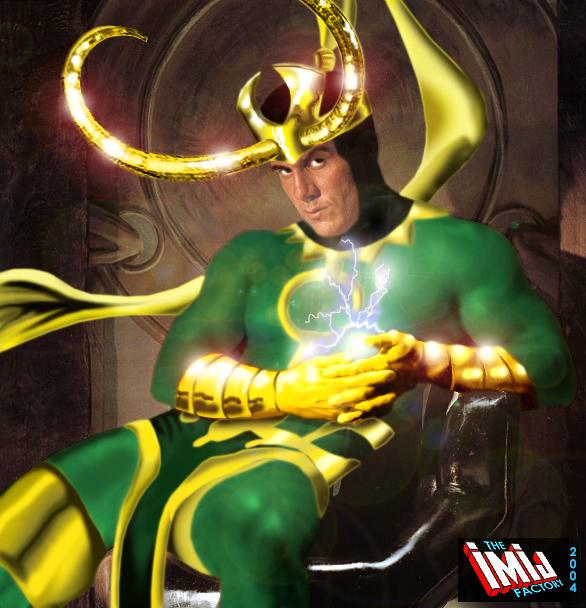 Loki - God of Mischief