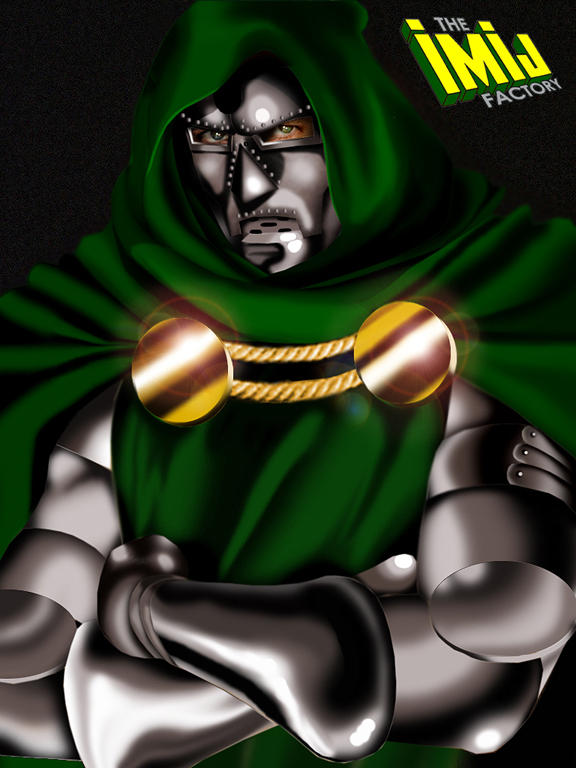 """""""Doctor Doom"""" by The iMiJ Factory"""