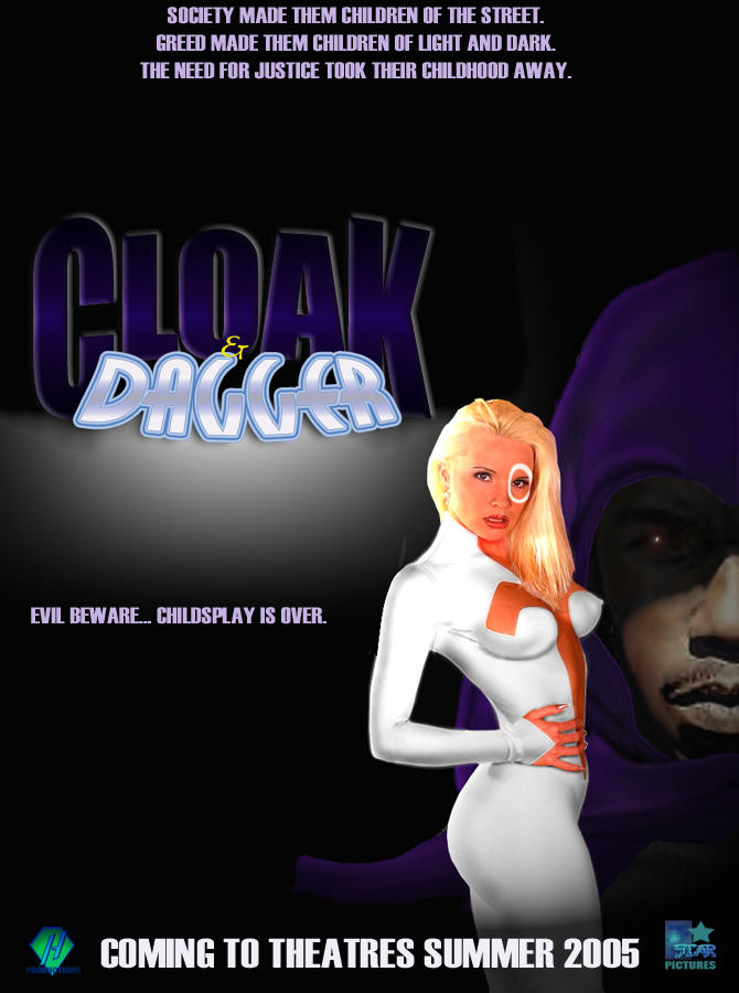 MARCH CHALLENGE [Cloak & Dagger]